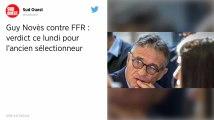 Rugby. La Fédération française condamnée à verser 1 million d'euros à Guy Novès
