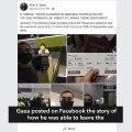 Xian Gaza airport story fake news – Immigration