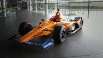 Presentado el McLaren de Alonso para las 500 Millas de Indianápolis 2019