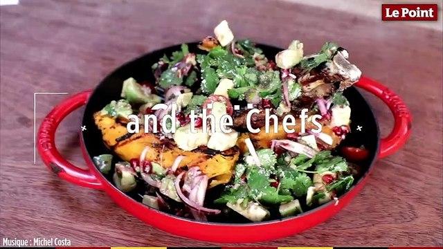 Christine and the Chefs #13 :  l'épaule d'agneau et son guacamole