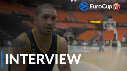 Finals interview: Peyton Siva, ALBA Berlin