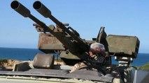 In Libia continua l'avanzata di Haftar, 35 vittime negli scontri