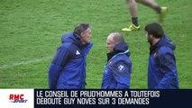 XV de France : La FFR condamnée à verser 1 million d'euros à Guy Novès