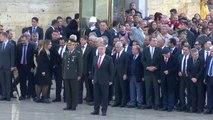 Ankara Büyükşehir Belediye Başkanı Mansur Yavaş, Anıtkabir'i Ziyaret Etti