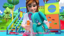 Yes Yes Playground Song - CoCoMelon Nursery Rhymes & Kids Songs