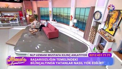 NLP Lideri Mustafa KILINÇ Nurselin Konukları Programında Canlı Yayın Konuğuydu..