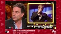 """Yann Moix à Laurent Ruquier après une blague sur Brigitte Macron : """"La prochaine fois que tu veux faire une blague sur l'âge des femmes, appelle-moi !"""""""
