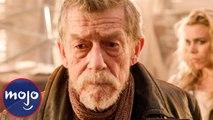 Top 10 John Hurt Scenes