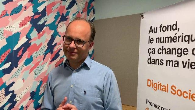 L'IA ne va pas remplacer l'humain - Vincent Maret, Corporate Open Innovation du Groupe Bouygues