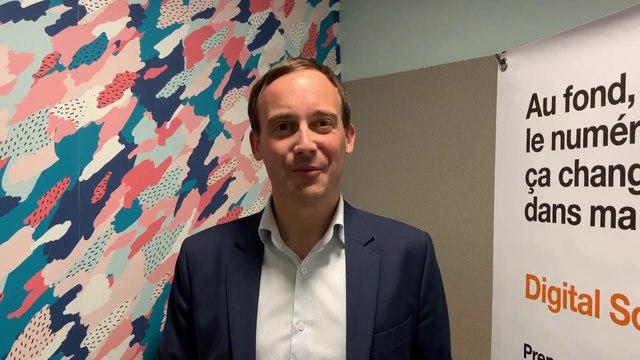 Quel sera le travail demain à l'heure de l'IA ? - Paul Desjonqueres, Directeur du cabinet Arthur D. Little