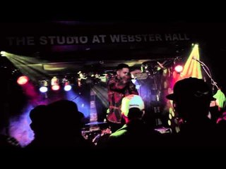 "Radamiz Performs ""New York Don't Love Me"" For The 1st Time @ Webster Hall"