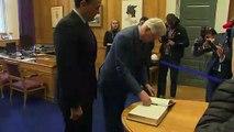 Michel Barnier meets Leo Varadkar in Dublin