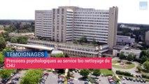 TÉMOIGNAGES - Pressions psychologique au service bio nettoyage du CHU de Poitiers