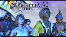 Final Fantasy X/X-2 HD Remaster - Trailer Tidus & Yuna