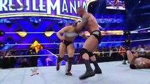FULL-MATCH: WWE WrestleMania 30 - Randy Orton vs. Batista vs. Daniel Bryan (Triple Threat) (WWE & World Heavyweight Championship) | Wrestling Archives