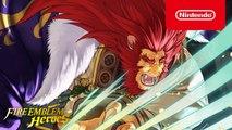 Fire Emblem Heroes - Nouveaux héros 'Out of Gallia'