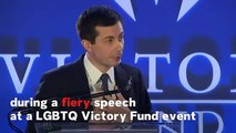 Pete Buttigieg Calls Out 'Mike Pences Of The World' In Speech, Goes Viral On Twitter
