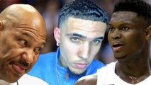 LaVar Ball Claims LiAngelo Is BETTER Than Zion Williamson!