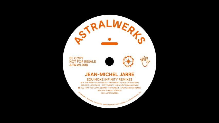 Jean-Michel Jarre - DON'T LOOK BACK
