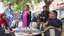 Israël : à la conquête des électeurs venus de France