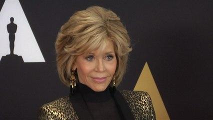 Jane Fonda 'never felt beautiful'