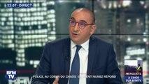 """""""On n'a pas perdu le contrôle de la situation."""" Laurent Nunez affirme qu'il est resté """"serein jusqu'au bout de la journée"""" le 1e-décembre"""