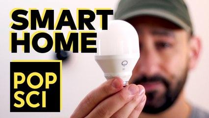 Not-Too-Smart Smart Home