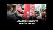 Européennes 2019: devant CNEWS, le PCF réclame sa place au débat télévisé