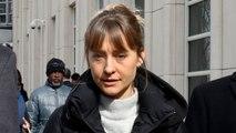 Allison Mack Pleads Guilty In Alleged 'Sex Cult' Case