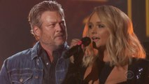 Miranda Lambert Seemingly Shades Ex Blake Shelton During 2019 ACM Awards