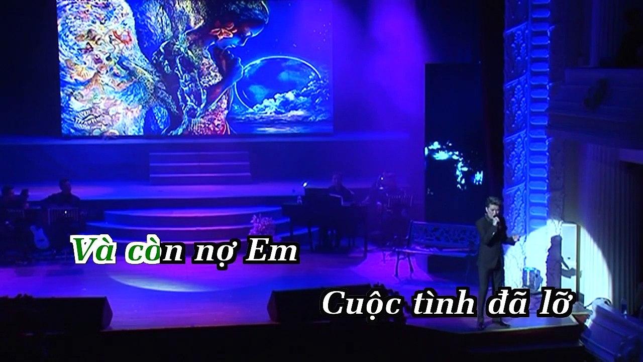 [Karaoke] Anh Còn Nợ Em - Đàm Vĩnh Hưng [beat]