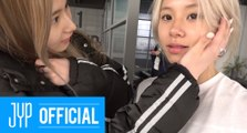 "TWICE Vlog ""FANCY"" #1"