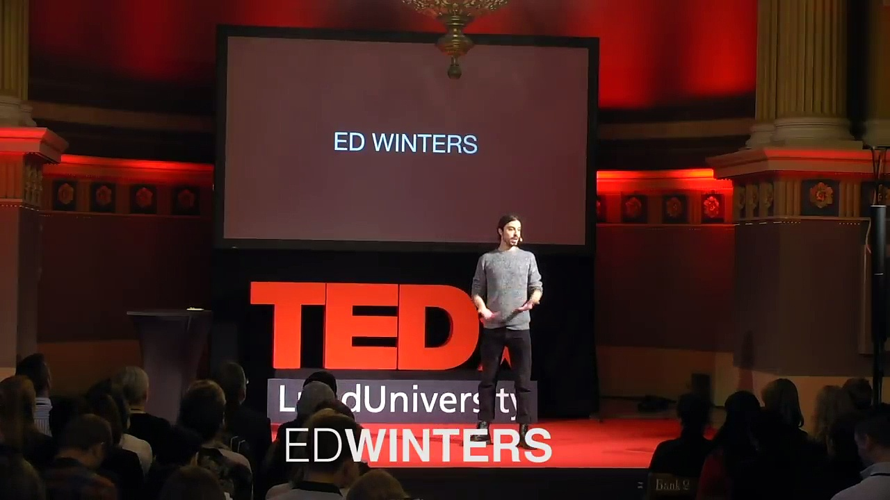 The Ostrich Effect: The truth we hide from ourselves | Ed Winters | TEDxLundUniversity