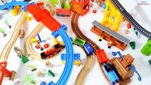 Thomas et ses Amis | Thomas Piste de Train avec Brio KidKraft | train | train jouet en bois pour les enfants