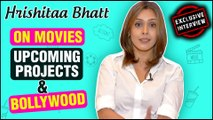 Hrishitaa Bhatt Talks About Her Movies, Upcoming Projects | EXCLUSIVE INTERVIEW
