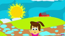 Incy Wincy Spider   Itsy Bitsy Spider   Nursery Rhymes – French (Comptines pour Enfants )