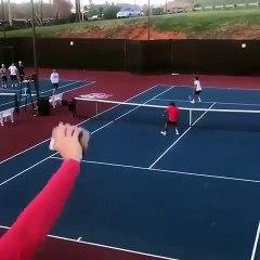 Tennis : le point de l'année pour Eddie Gutierrez