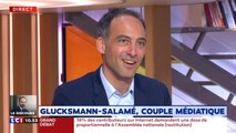 LCI : Raphaël Glucksmann tacle Yann Moix 08/04/2019