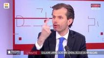 Invité : Guillaume Larrivé - Territoires d'infos (09/04/2019)