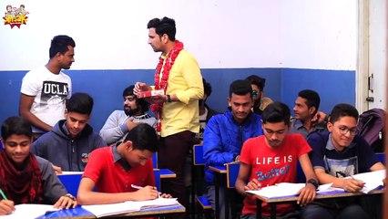 BackBenchers - Masti Ki Paathshaala  A College Comedy  Kiraak Hyderabadiz
