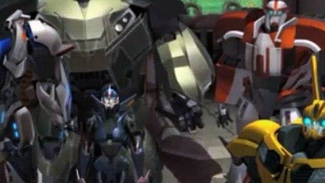 Transformers Prime S02E25 Regeneration