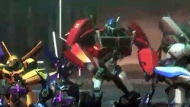 Transformers Prime S02E26 Darkest Hour
