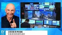 """Alain Juppé : """"Je préfère Édouard Baer à Édouard Philippe comme grand orateur !"""" (Canteloup)"""