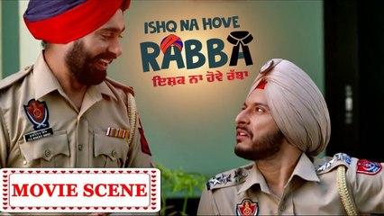 Jalli Thanna | Ishq Na Hove Rabba | Latest Punjabi Comedy Movie Scene | Navjeet, Youngveer