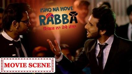 Drama or Court? Ishq Na Hove Rabba | Comedy Punjabi Movie Scene | Navjeet, Youngveer