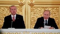 Idylle russo-turque : les bons rapports de Poutine et Erdogan