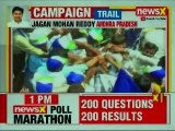 Lok Sabha Elections 2019, Andhra Pradesh: Jagan Mohan Reddy speaks over his Election Campaign Trail