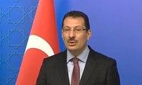 AKP Genel Başkan Yardımcısı Ali İhsan Yavuz'dan YSK ve İstanbul açıklaması