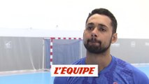Richardson «On s'attend à un match assez difficile» - Handball - Euro 2020 (Q) - Bleus
