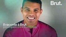"""""""Vraiment, je me sentais chez moi"""" : Le footballeur Thiago Silva a obtenu la nationalité française"""